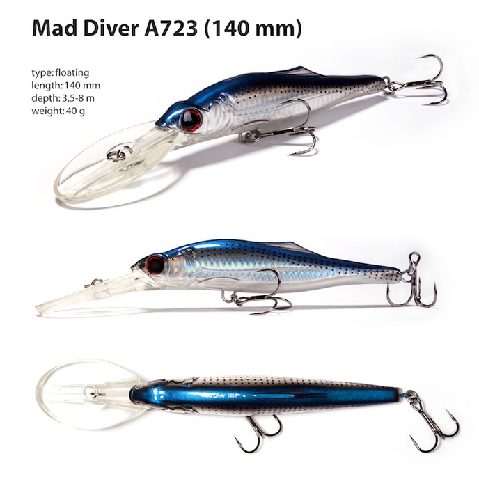 Renegade Mad Diver