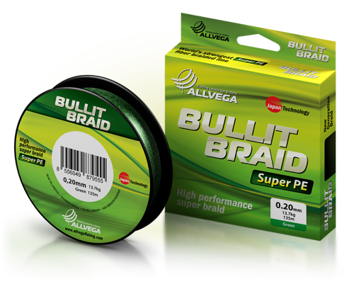плетенка Allvega Bullit Braid